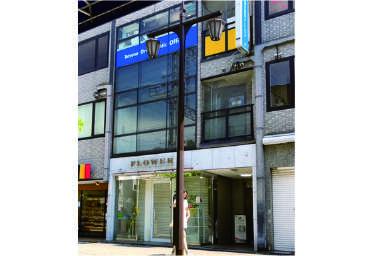 阪急御影駅 南改札前ビルの眺めの良い3階